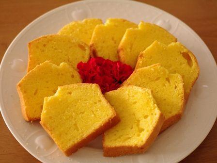 クリームチーズパウンド☆パウンドケーキアレンジ