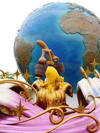 ディズニーシー201201