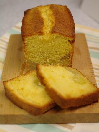 マロンケーキ(砂糖なし)