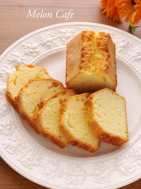 基本のパウンドケーキ00