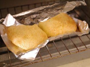 食パンとホットケーキミックスで簡単メロンパン05