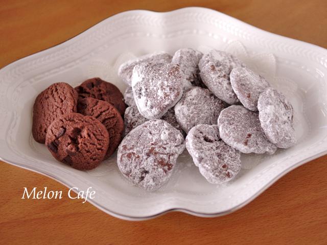 超簡単に大量生産のチョコチップ入りココアクッキー05