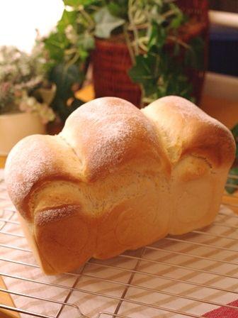 甘酒でつくる食パン