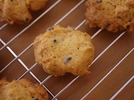 シナモンとチョコチップ、くるみでつくる超簡単アメリカンクッキー08