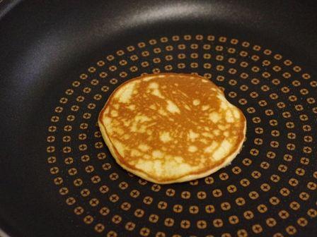 ホットケーキミックスで作るバウムクーヘン02
