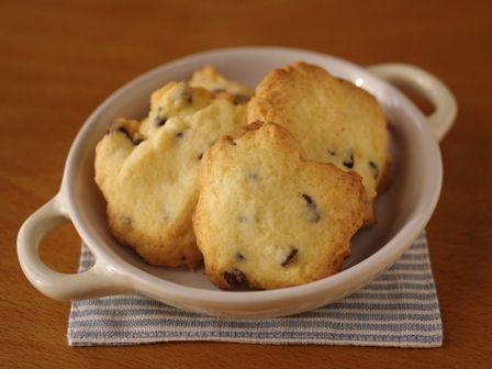 薄力粉で簡単チョコチップクッキー03