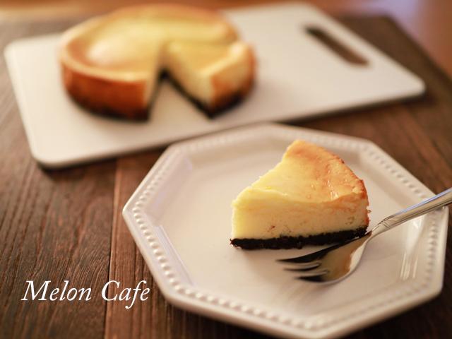 手軽にヨーグルトチーズケーキ08