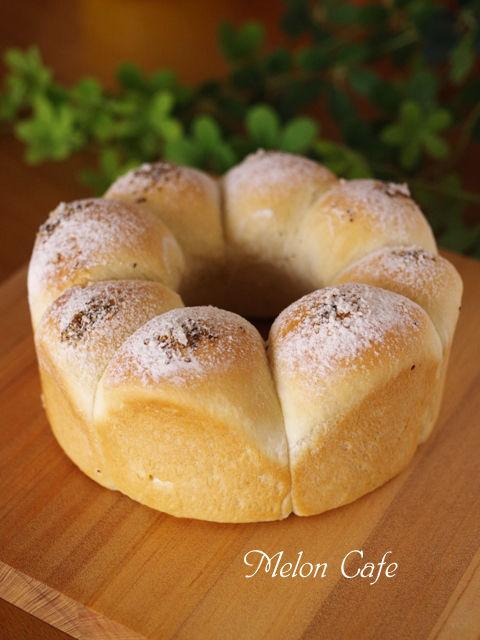 おとなのペパーあんど塩ちぎりパン簡単お手軽