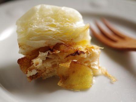 アップルパイtukuruのレンジケーキ