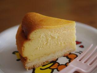 めろんカフェのチーズケーキ03