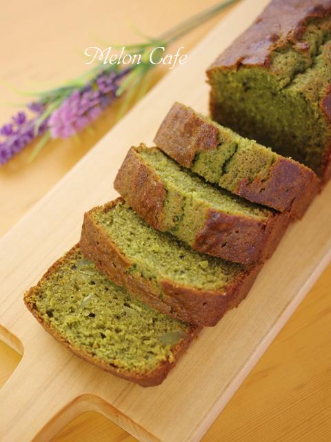 ホットケーキミックスでつくる栗抹茶パウンドケーキ簡単07