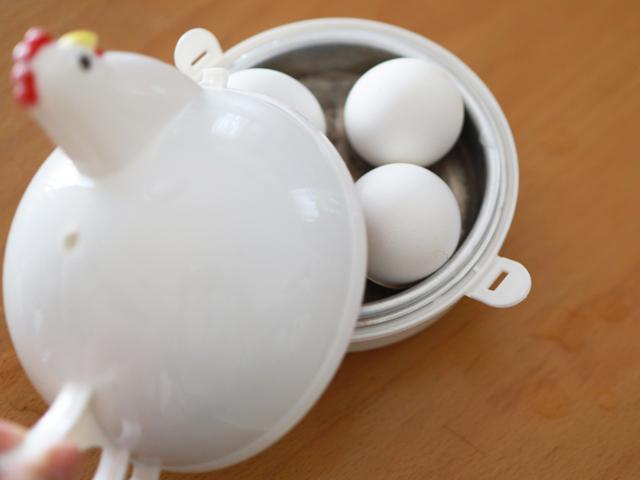 簡単おやつパン_ゆで卵パン02