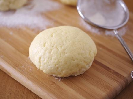 ホットケーキミックスで簡単お手軽メロンパン04