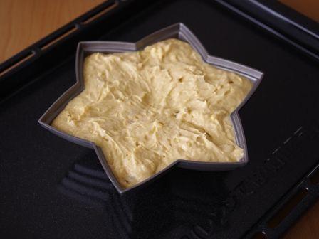 シンプル簡単に香り高いマロンケーキ07