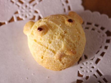 ホットケーキミックスとパパンでつくるカメロンパンのミニクッキー07