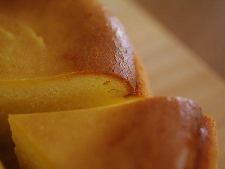 めろんカフェのチーズケーキ02