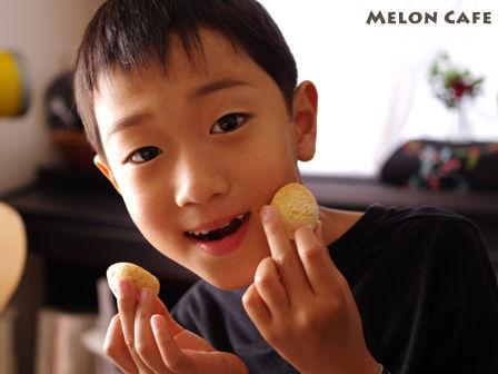 ホットケーキミックスとパパンでつくるカメロンパンのミニクッキー04