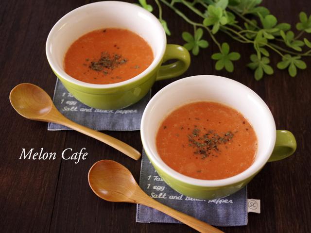 野菜ジュースで超簡単お手軽スープ05