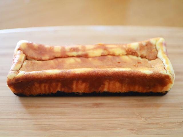 カラメル仕上げのチーズケーキ11