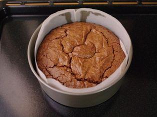 濃厚チョコレートケーキでバースデー07