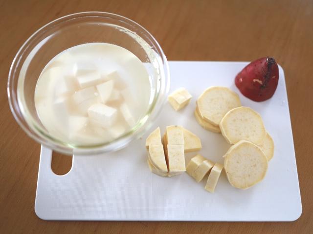 片栗粉とレンジで簡単芋蒸しようかん02