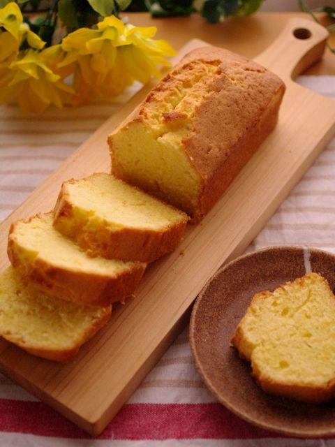 フルブラでつくる、しっとりコクのある本格パウンドケーキ