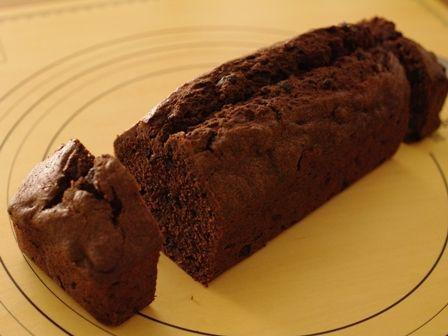 パウンドケーキで簡単ブッシュドノエル06