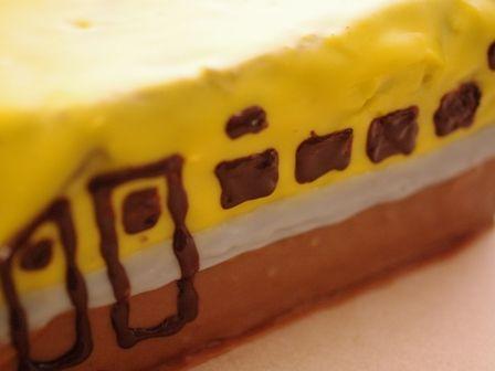 ドクターイエローのパウンドケーキ07
