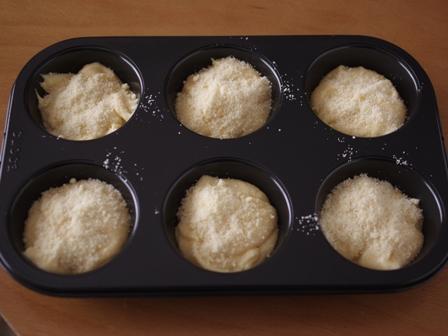 粉チーズで超簡単ふわっふわチーズマフィン03