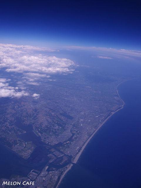 空から見た日本
