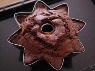 簡単チョコレートケーキ06