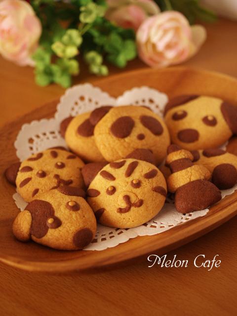 ホットケーキミックスでつくる簡単2色デコクッキー00