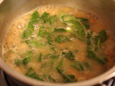 おかのりと納豆の味噌汁01