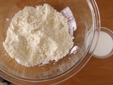 ホットケーキミックスで簡単デニッシュパンりんごシナモン02