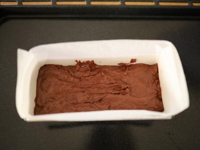 HMとココアで簡単チョコレートケーキ_006