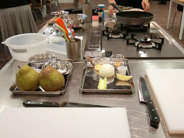 イベント報告クリスマス料理銀座東京ガス02