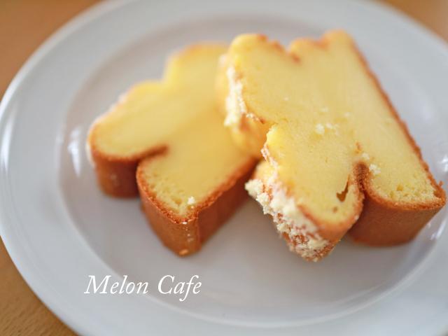 ホットケーキミックスで簡単チーズパウンド