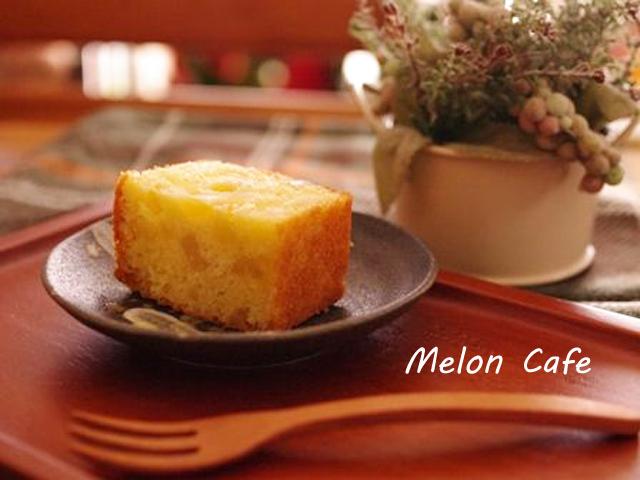 甘露栗のパウンドケーキ