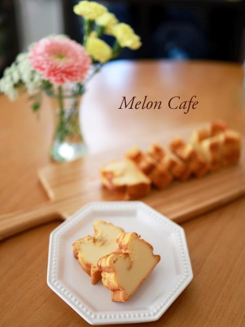HMの簡単カラメルチーズケーキ00