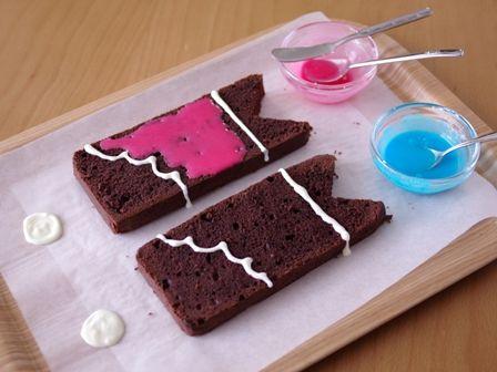 簡単こいのぼりのこどもの日ケーキ06