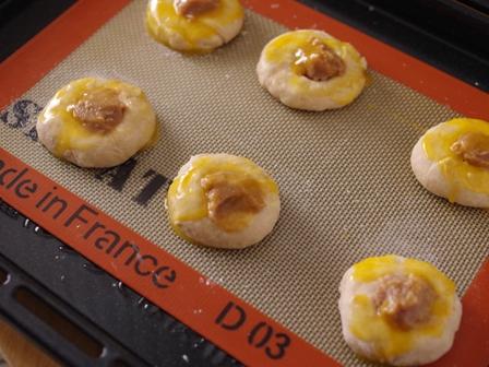 ホットケーキミックスで作る簡単栗パン02