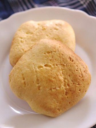 食パンとホットケーキミックスで簡単メロンパン