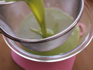 桜のせ抹茶プリン06