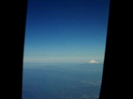 岡山羽田間の飛行機01