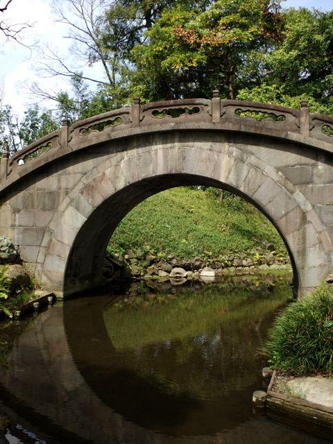 20140401小石川後楽園13円月橋