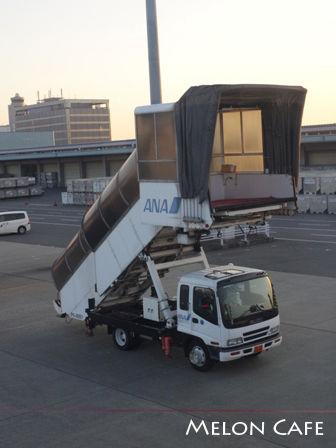 岡山羽田間の飛行機03