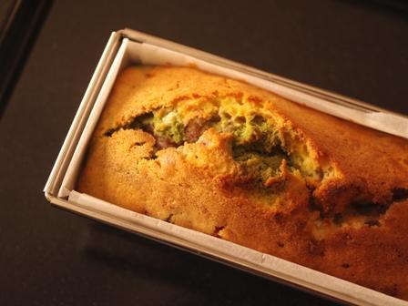 簡単パウンドケーキみっつの色と味06