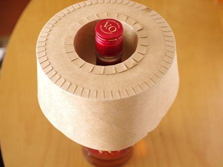 レンジで簡単ホットケーキミックスの抹茶シフォンケーキ白あんサンド04