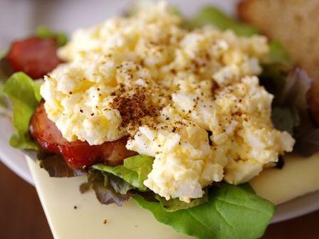 GABANスパイスでつくるぎゅっと栄養いっぱいサンドイッチ01