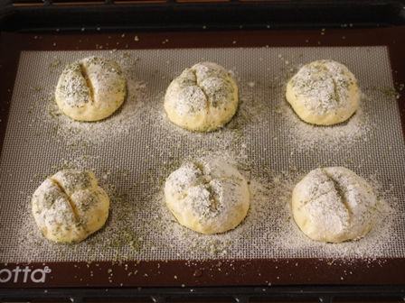 スイートバジルのクイックブレッドすぐに焼けるパン05
